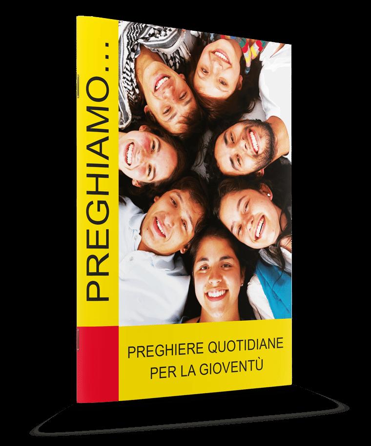 Preghiere Quotidiane Per La Gioventù / Codziennik młodych po włosku
