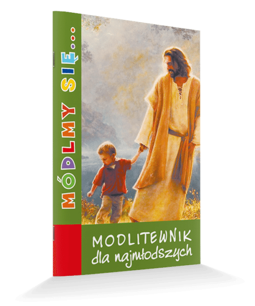 Modlitewnik dla najmłodszych