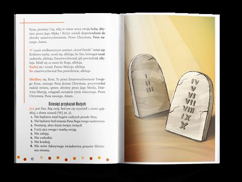 Ilustrowany katechizm dla dzieci
