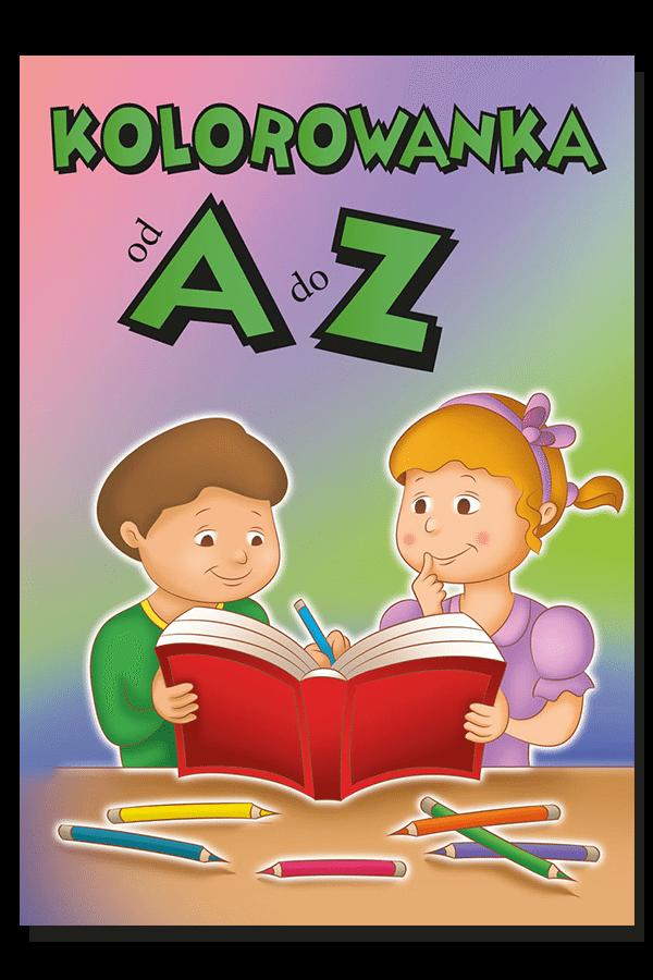 Kolorowanka A–Z