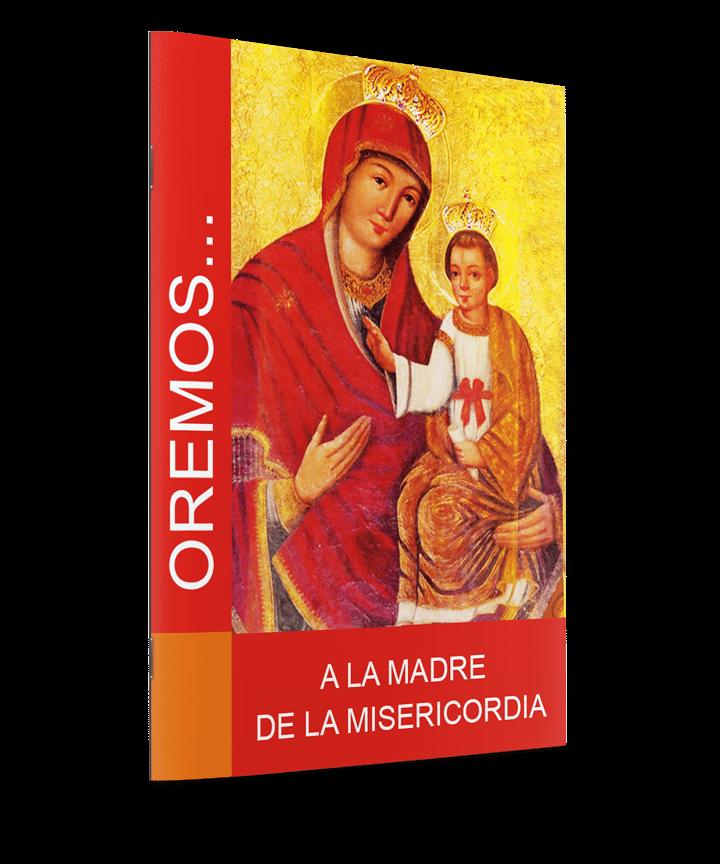 A la Madre de la Misericordia / Do Matki Bożej Miłosierdzia po hiszpańsku