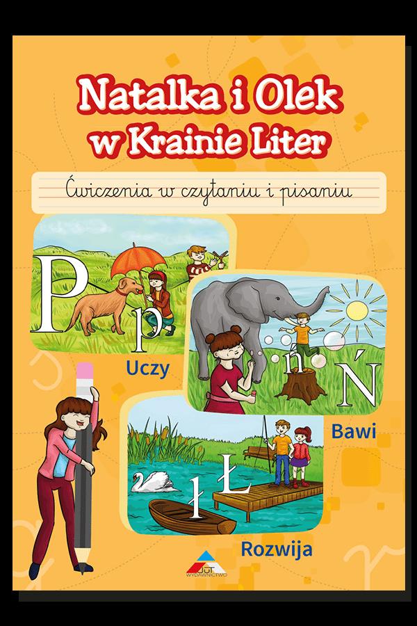 Natalka i Olek w Krainie Liter