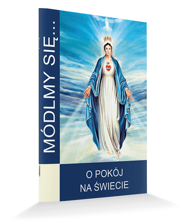 Modlitewnik o pokój na świecie