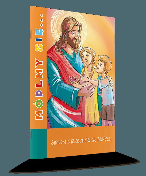 Siedem grzechów głównych - dla dzieci.