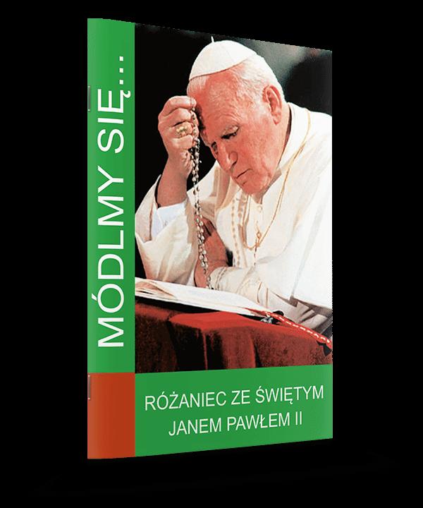 Różaniec ze Świętym Janem Pawłem II
