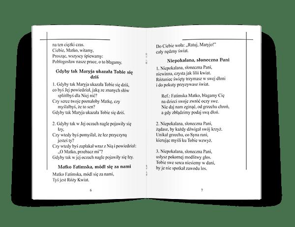 Śpiewnik fatimski